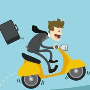 vergelijk scooterverzekering