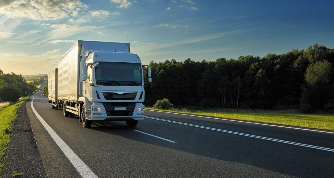 Transport naar Duitsland? In de meeste gevallen vrachtwagens